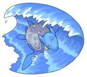 海亀の波止場