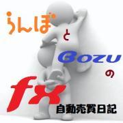 らんぼとBOZUのFX自動売買日記