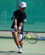 Kのテニス
