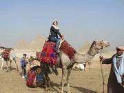 エジプト好き編集者の旅ブログ