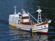 シップヤード ドワーフのラジコン模型船
