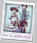 Aya in wonderland