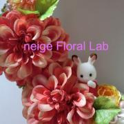 造花はおまかせ!! neige Floral Lab @墨田区
