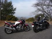 夫婦でいく バイクぶらり週末旅!