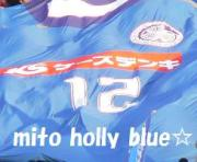 mito holly blue☆〜水戸市民の水戸サポ日記
