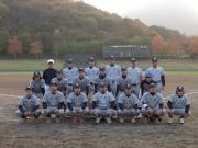 宇治ベースボールクラブ 硬式野球部