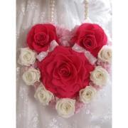 素敵な花嫁様を彩るプリザーブドフラワーブーケ♪