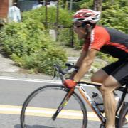 ささりゅ〜の自転車通勤日記