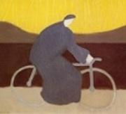 逆光の自転車屋 (bicycles in fiction)