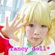*fancy doll*