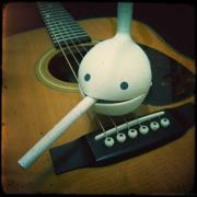 ギターと日常の断片と