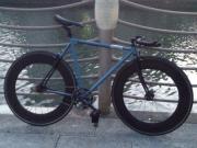 Fixed Bikeのある風景