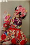 和柄手作り子供服&レディース,メンズ服☆神の手