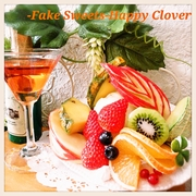 -Fake Sweets- Happy Clover