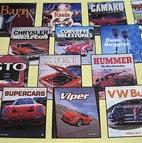 自動車洋書を集めています