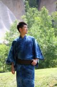 北海道・札幌から着物を世界に広める男・染太郎