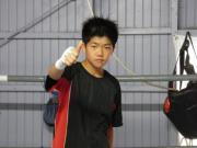 boxing team reizi チャンピオンになるために・・・