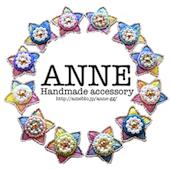 anneの庭 ビ−ズ刺繍とお気楽日記