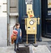 子どもと一緒に、フランス生活