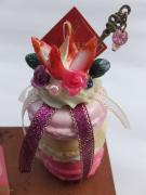 Marshmallow Cream Sweets Deco
