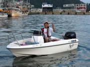 tomyの漁師をめざす物語
