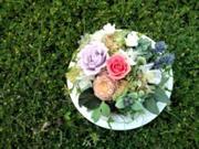 フルリールの花畑