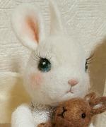 うーたん*ママの羊毛人形