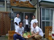 のびんの台所〜ノースビレッジ農園 社食日記