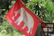 タイのトラートで田舎生活