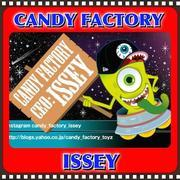 CEO的アメ雑 Candy Factory Toys