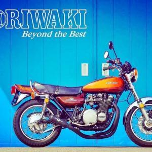 カワサキZ系を輸入して早35年