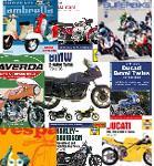オートバイの洋書を集めています。