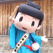 おおさか和菓子親善大使『たいしくんがゆく!』