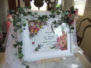 「ブーケや花束の保存」押し花と立体加工が出来ます!