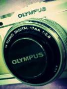 OLYMPUS PEN E-P3 フォトライフ *