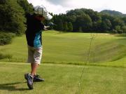 小学4年生息子のゴルフと受験の奮闘記