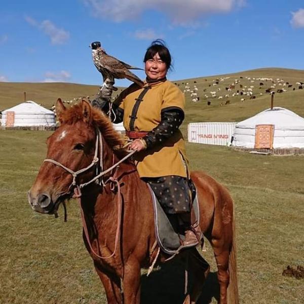 ちかぽん@モンゴル エコツアー会社社長兼業遊牧民さんのプロフィール