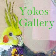 YokosGallery オカメインコの絵