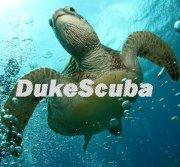 DukeScuba Dive into Blue Water