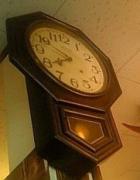 群馬県前橋市の喫茶店 『柱時計』