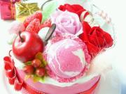 名前入りフラワーケーキ・造花コサージュ店の幸せ6条