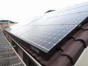 RS太陽光発電所 東芝製4.8kW(240W×20)
