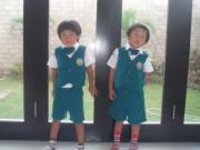 わんぱく双子