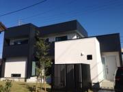 Black + White HOUSE