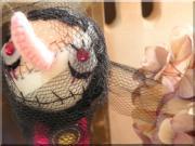 クチュリエマイマイ 指人形と布小物
