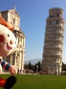 ほぺたんイタリアに行く