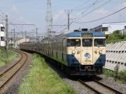 E127系の鉄道ブログ