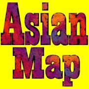 アジアンマップ