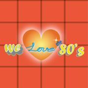 we ♥ the 80's
