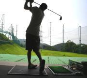 ゴルフスイングのこつ